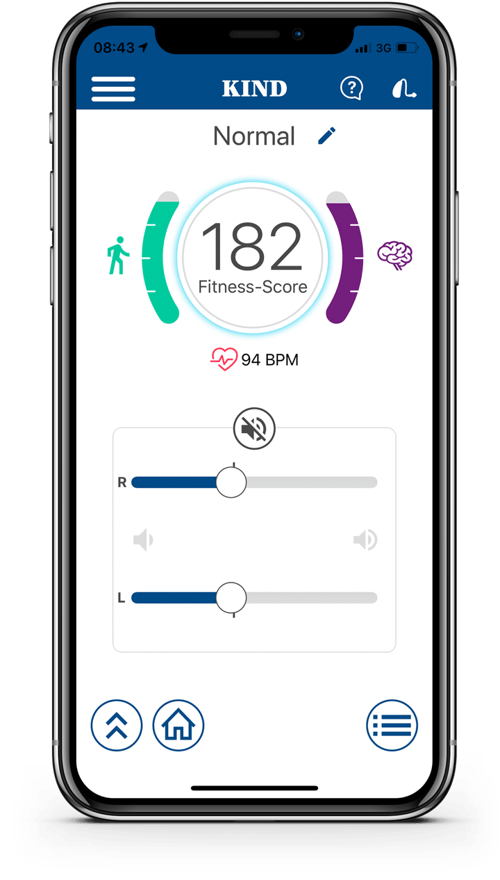 KINDvitalo Fitness-Tracker