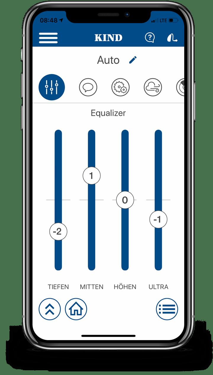 KINDvitalo App Remote